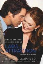Laws Of Attraction - Plakat zum Film