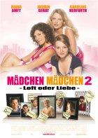 Mädchen, Mädchen 2 - Loft oder Liebe - Plakat zum Film