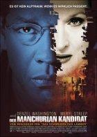 Der Manchurian Kandidat - Plakat zum Film