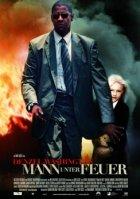 Mann unter Feuer - Plakat zum Film