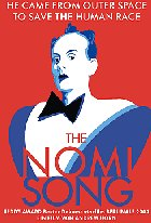 "Film-Plakat zu ""The Nomi Song"""