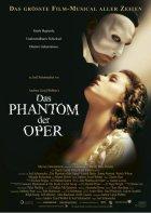Das Phantom der Oper - Plakat zum Film
