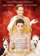 Plötzlich Prinzessin 2 - Plakat zum Film