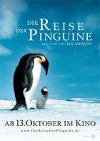 Die Reise der Pinguine - Plakat zum Film