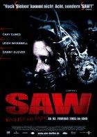 Saw - Plakat zum Film