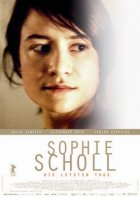 Sophie Scholl - Die letzten Tage - Plakat zum Film