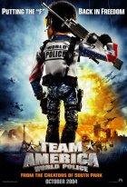 Team America - Plakat zum Film