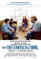 Der Tintenfisch und der Wal - Plakat zum Film
