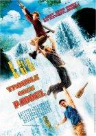 Trouble ohne Paddel - Plakat zum Film