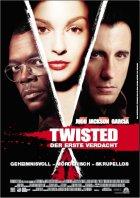 Twisted - Der erste Verdacht - Plakat zum Film