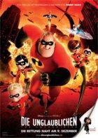 Die Unglaublichen - The Incredibles - Plakat zum Film