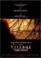 The Village - Das Dorf - Plakat zum Film