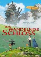 Das wandelnde Schloss - Plakat zum Film