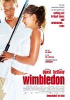 Wimbledon - Spiel, Satz und... Liebe - Plakat zum Film