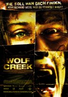 Wolf Creek - Plakat zum Film