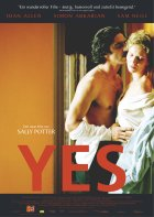 Yes - Plakat zum Film