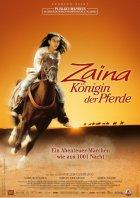 Zaina, Königin der Pferde - Plakat zum Film