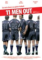11 Men Out - Plakat zum Film