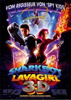 Die Abenteuer von Shark Boy und Lava Girl - Plakat zum Film