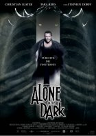 Alone In The Dark - Plakat zum Film