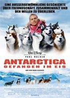 Antarctica - Gefangen im Eis - Plakat zum Film
