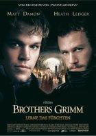 Brothers Grimm - Plakat zum Film