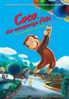 Coco - Der neugierige Affe - Plakat zum Film