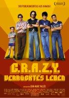 C.R.A.Z.Y. - Verrücktes Leben - Plakat zum Film