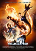 Fantastic Four - Plakat zum Film