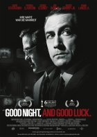 Good Night, And Good Luck. - Plakat zum Film