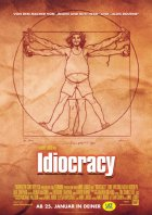 Idiocracy - Plakat zum Film