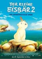 Der kleine Eisbär 2 - Die geheimnisvolle Insel - Plakat zum Film