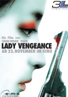 Lady Vengeance - Plakat zum Film