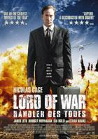 Lord Of War - Händler des Todes - Plakat zum Film