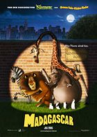 Madagascar - Plakat zum Film