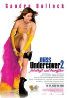 Miss Undercover 2 - Plakat zum Film