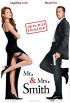 Mr. und Mrs. Smith - Plakat zum Film
