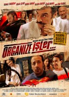 Organize Isler - Krumme Dinger am Bosporus - Plakat zum Film