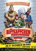 Die Rotkäppchen-Verschwörung - Plakat zum Film
