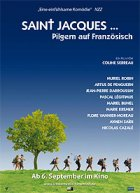 Saint Jacques... Pilgern auf Französisch - Plakat zum Film