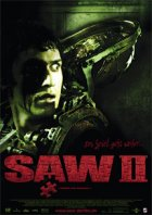 Saw II - Plakat zum Film