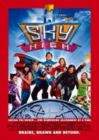 Sky High - Diese Highschool hebt ab! - Plakat zum Film