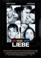 So was wie Liebe - Plakat zum Film