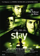 Stay - Plakat zum Film
