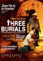 Three Burials - Die drei Begräbnisse des Melquiades Estrada - Plakat zum Film
