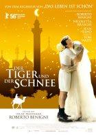 Der Tiger und der Schnee - Plakat zum Film