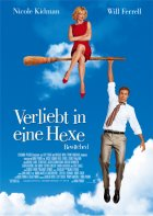 Verliebt in eine Hexe - Plakat zum Film