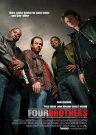 Vier Brüder - Plakat zum Film