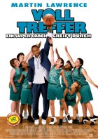 Volltreffer - Ein Supercoach greift durch - Plakat zum Film