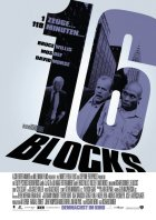 16 Blocks - Plakat zum Film